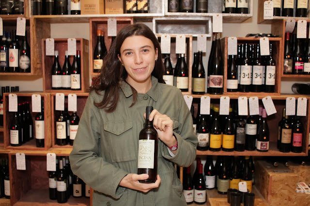 Maria Borsa of Pacina Wines