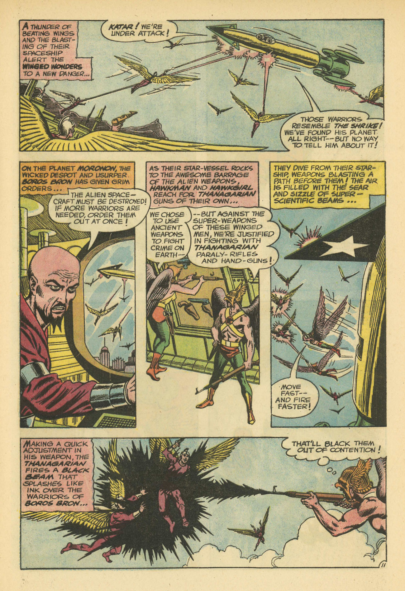 Hawkman (1964) issue 11 - Page 17