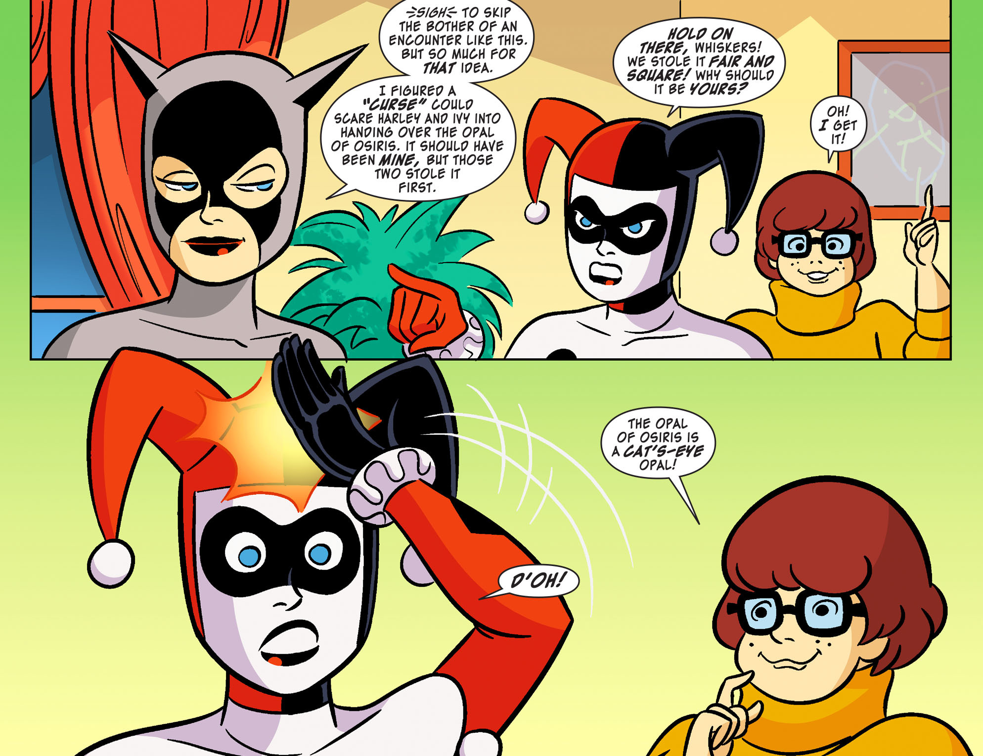 Read online Scooby-Doo! Team-Up comic -  Issue #24 - 4
