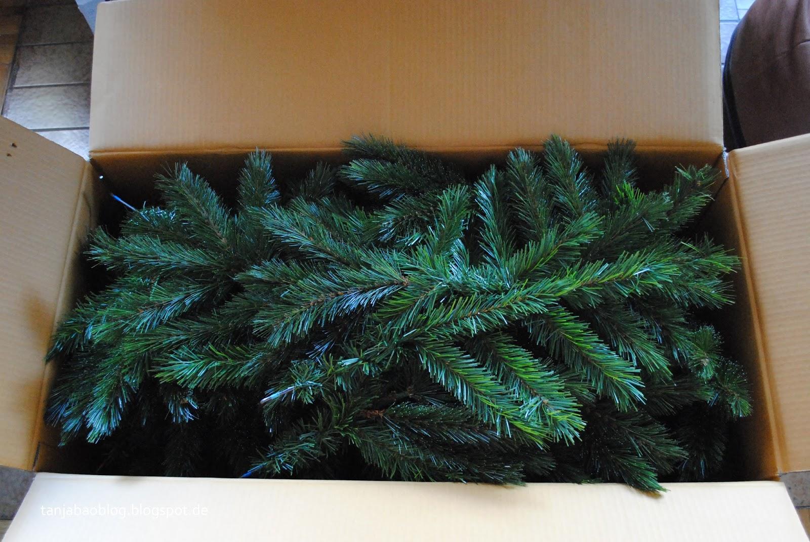 Weihnachtsbaum Aufbauen.Unechten Weihnachtsbaum Aufbauen Video
