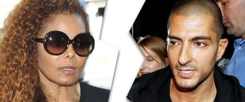5247d21a8c Breakup ... Janet Jackson and her billionaire husband Wissam Al Mana.