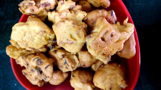 chhattisgarh traditional snacks/bhajiya