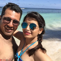 Priya Ahuja in Bikini Vacation Pics ~  Exclusive 023.jpg