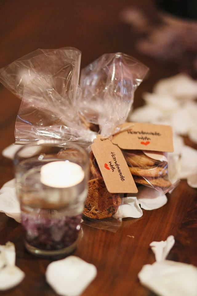 Wedding Cookie Bags Door Gifts Sherbakes