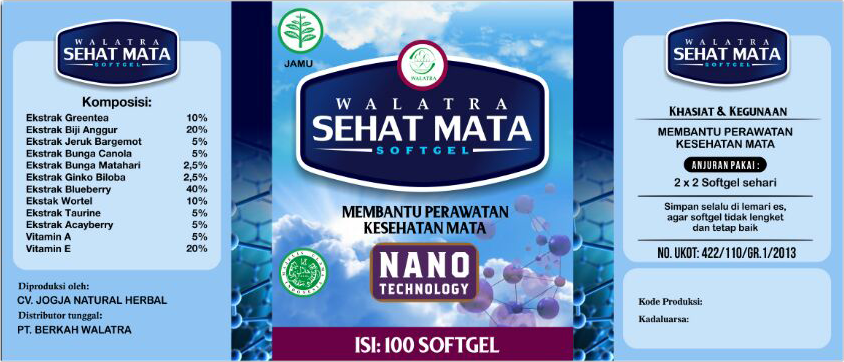 Obat Herbal Mata Katarak