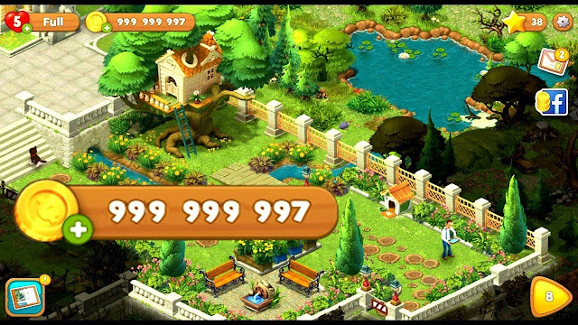 Gardenscapes deutsch hack