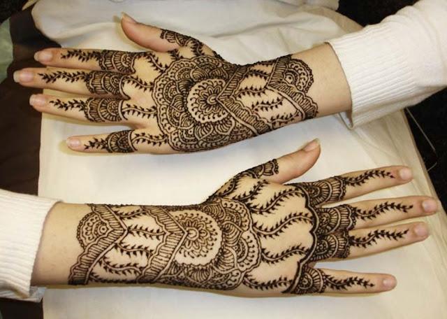 Amelia Eid Ul Azha mehndi Designs 2016 For Modern Girls