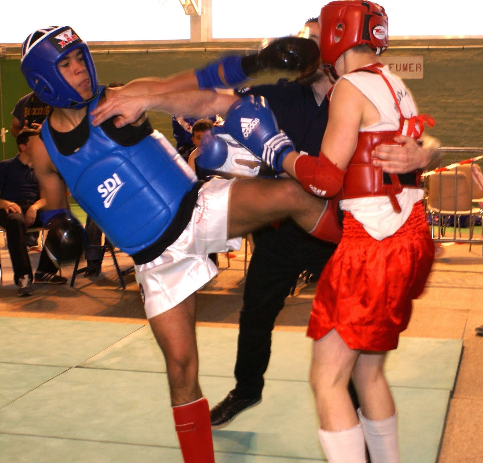 MARVIN FIGHT 1 CH DE PICARDIE 2014
