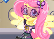 MLP Equestria Girls Dance Magic Fluttershy