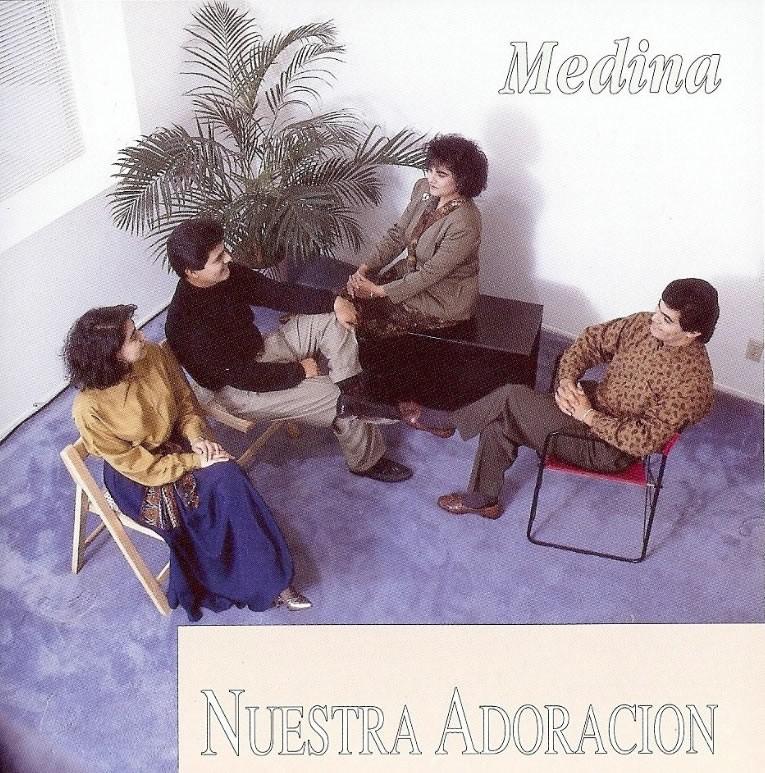 Hermanos Medina-Nuestra Adoración-