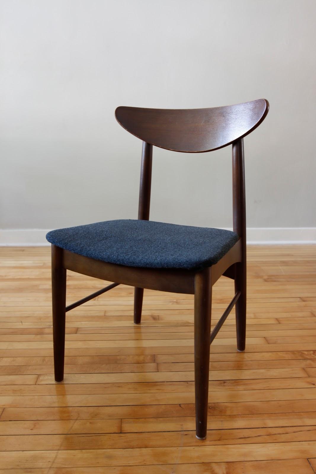 str8mcm: Mid Century Dining Chairs