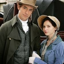 Henry and Catherine, Northanger Abbey 2007