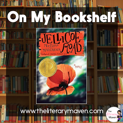 "In Jellicoe Road by Melina Marchetta, Taylor must serve as fearless leader in her school's annual ""war"" against the local kids and the visiting Cadets, while trying to put together her puzzle of a past. Read on for more of my review and ideas for classroom use."