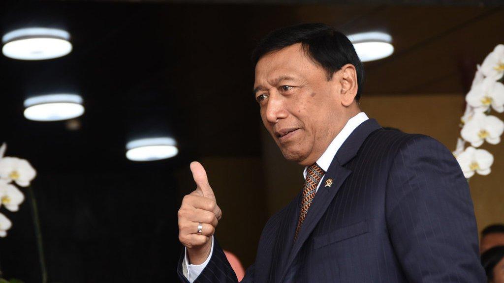 Wiranto: Jangan Pilih Pemimpin yang Lucu dan Gendeng