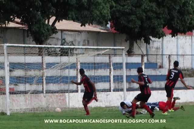 d3f880c21f Escolinha Vitória de Itamarajú vence AAPTF e se classifica para semifinal  da Copa do Descobrimento