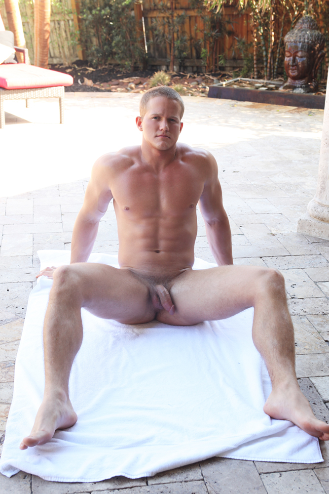 Will Jason brooks in playgirl magazine the answer