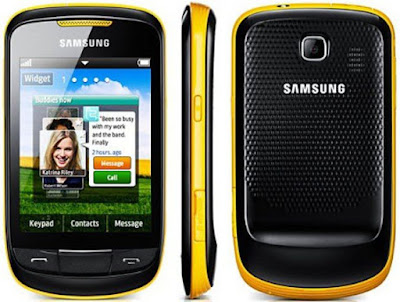 Firmware Samsung Corby 2 GT-S3850