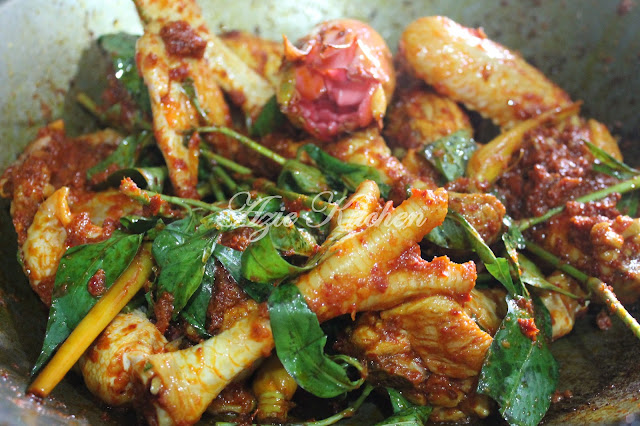 Masak Asam Pedas Ayam