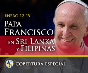 PAPA FRANCISCO EN FILIPINAS