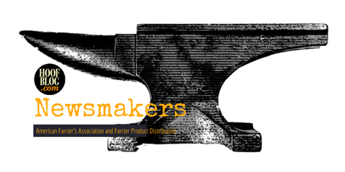 Farrier Product Distribution and American Farrier's Association newsmakers