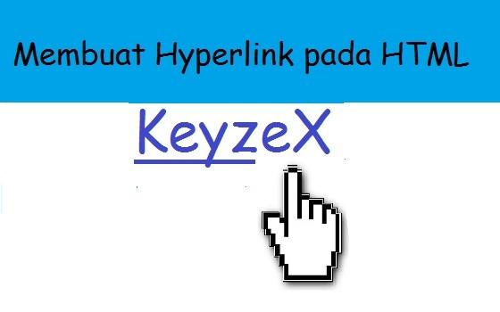 Membuat Link HTML Dengan Mudah