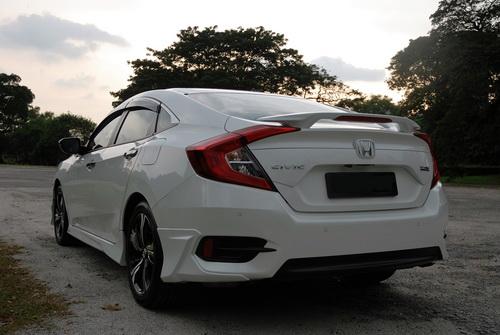 7 Kelebihan Harga Honda Civic Turbo