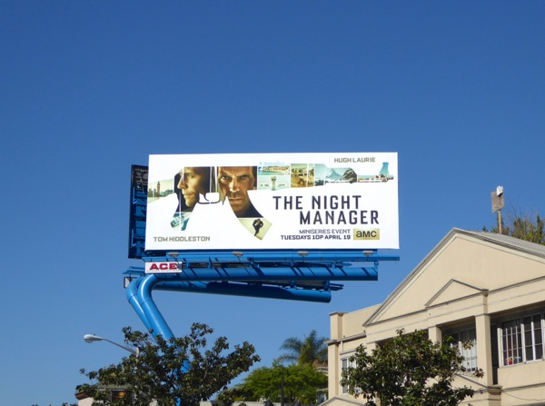 The Night Manager billboard
