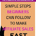 How to make affiliate sales - No matter how small your audience is