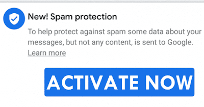 How To Activate The New Spam Protection Feature On Any Android