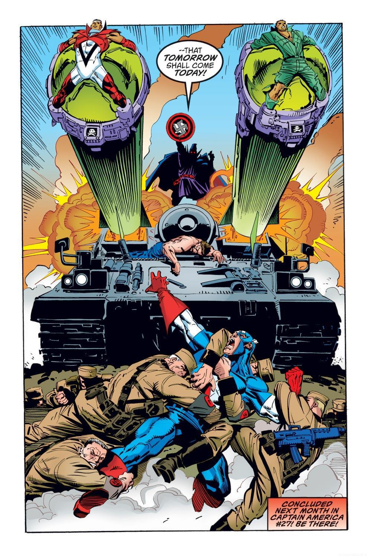 Captain America (1998) Issue #26 #32 - English 22