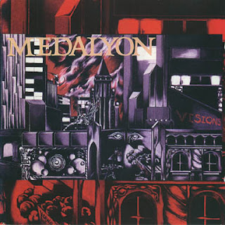 """Το τραγούδι των Medalyon """"Time To Learn"""" από τον δίσκο """"Visions"""""""