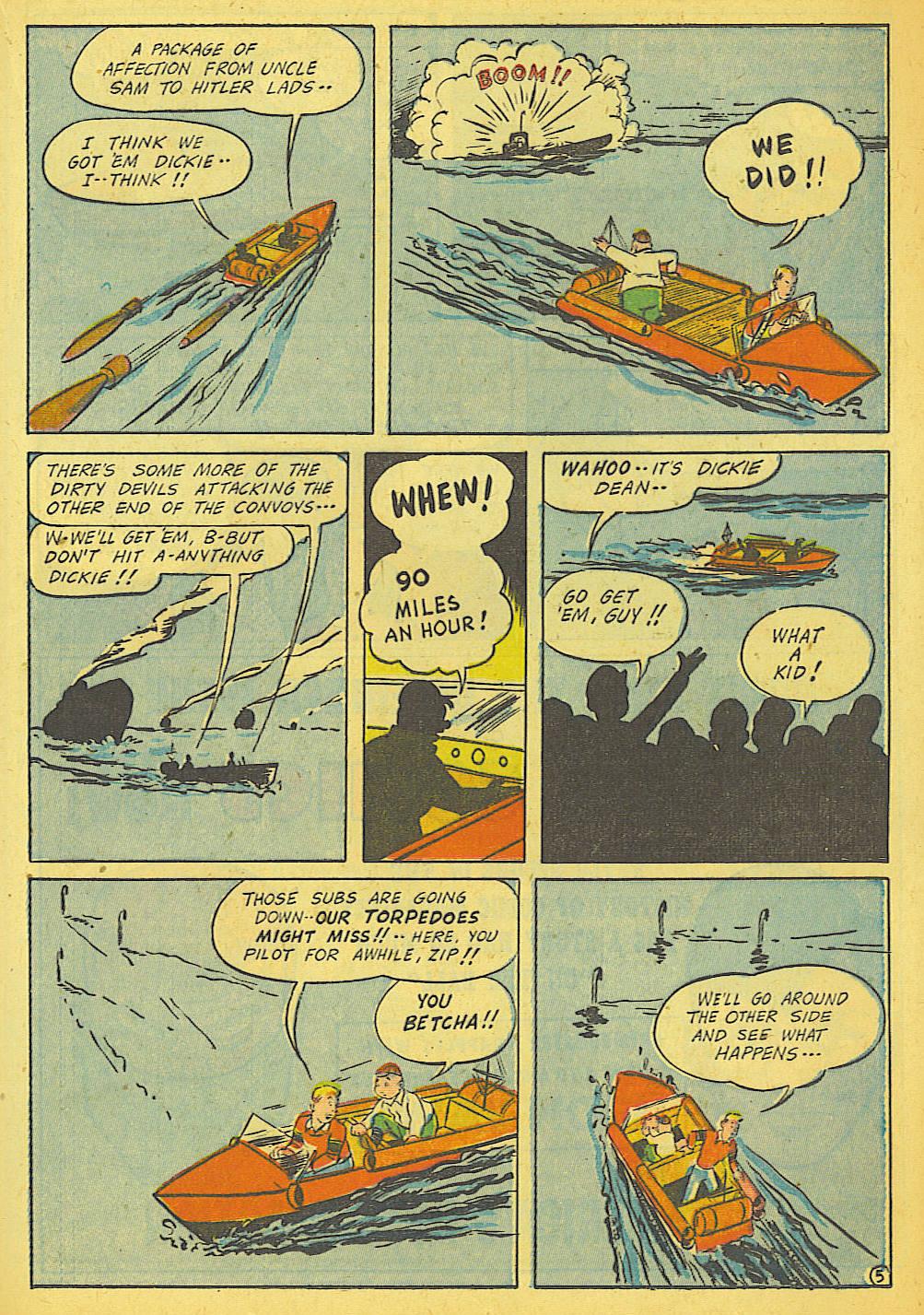 Daredevil (1941) issue 21 - Page 39