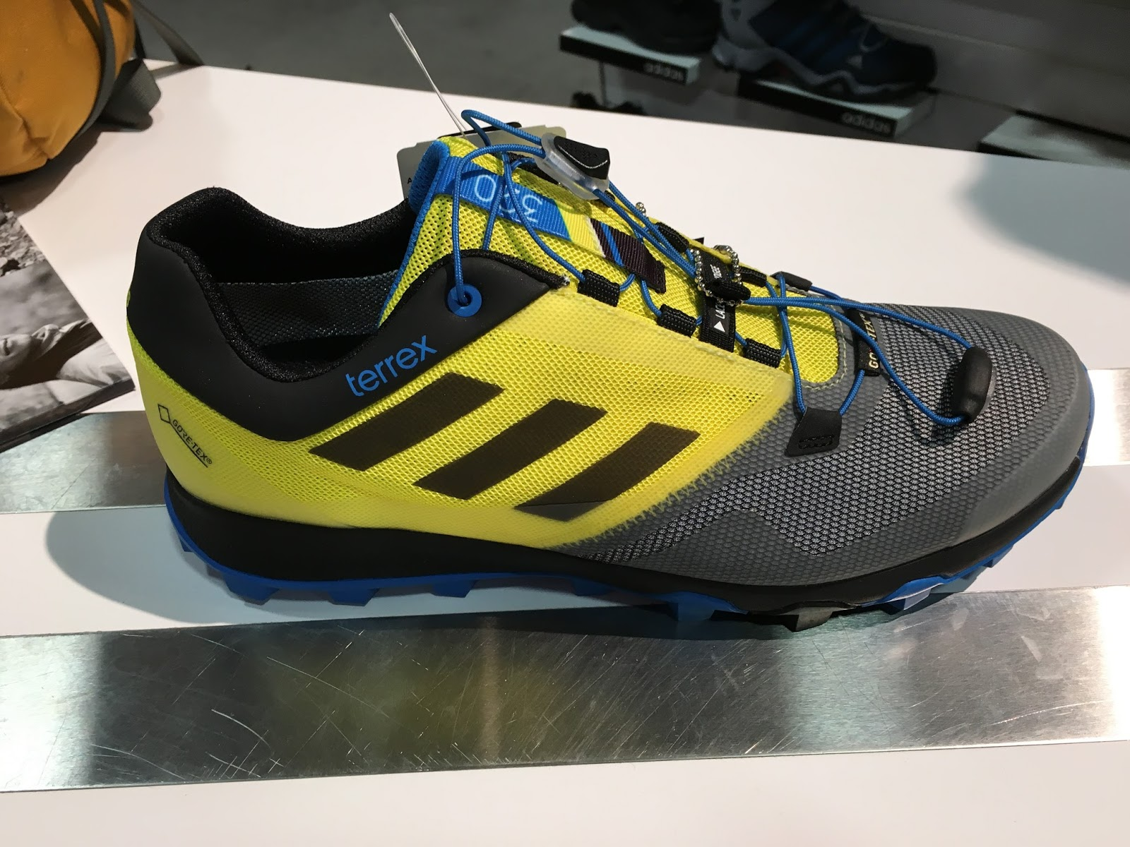 adidas terrex agravic gore-tex trail running shoes