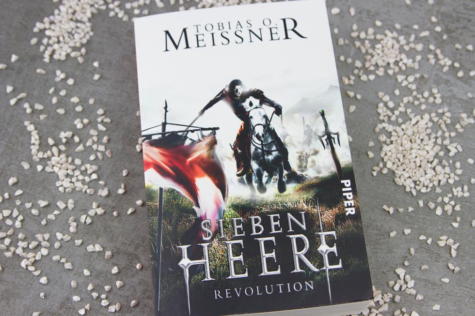 Sieben Heere Revolution von Tobias O. Meissner