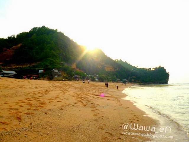 Wisata Jogja   Pantai Pok Tunggal - Wawa eN Venture