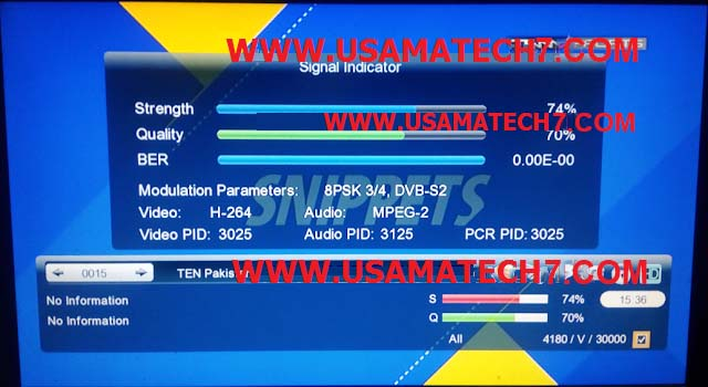 GX6605S NEW SOFTWARE - Usama Tech7