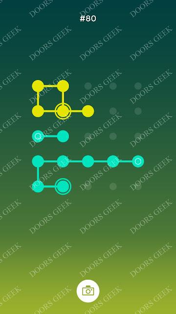 ◉ Connection Level 80 Solution, Cheats, Walkthrough