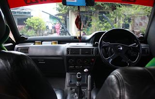 Interior Mitsubishi Eterna
