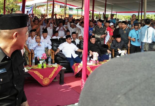 Pengasuh Ponpes Sunan Drajat Dukung Prabowo: Mudah-mudahan Jadi Presiden