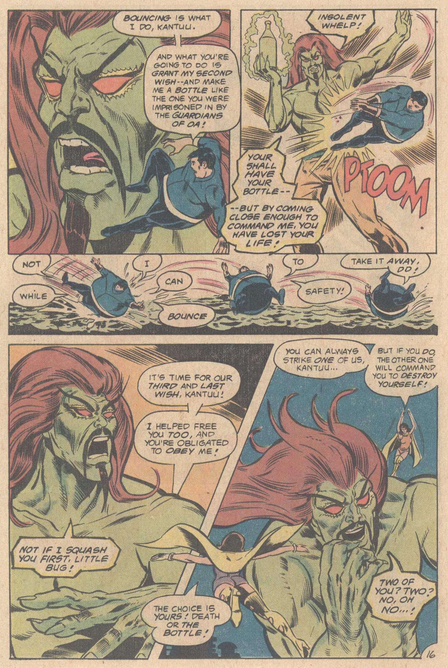 Legion of Super-Heroes (1980) 267 Page 21