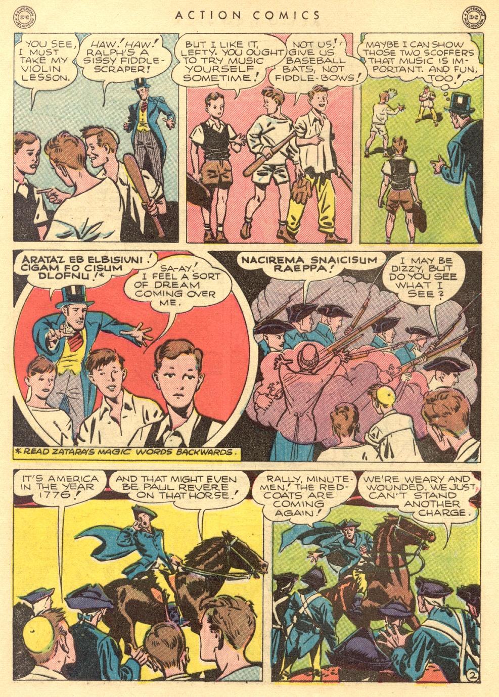 Action Comics (1938) 93 Page 42