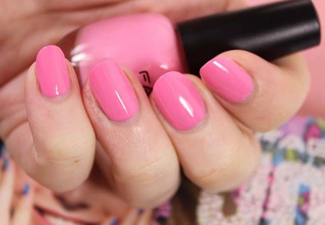 Faby #irony nail polish swatch & review