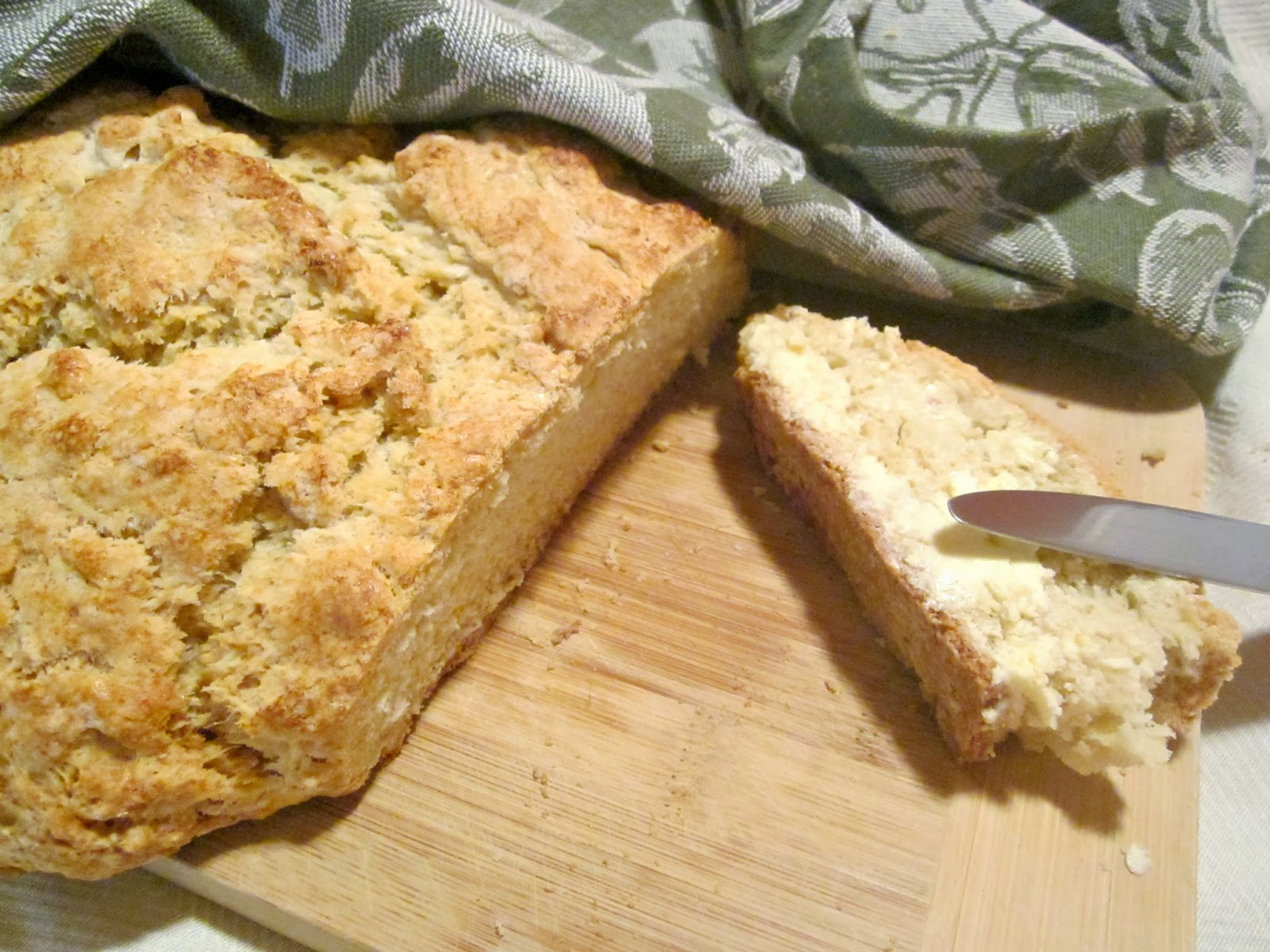 Simple and Sweet Irish Soda Bread