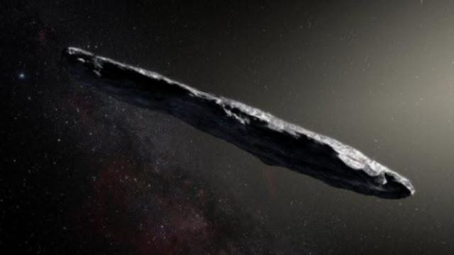 Εξωγήινος αστεροειδής «επισκέφθηκε» το ηλιακό μας σύστημα (βίντεο)