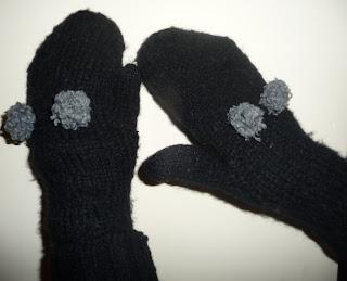 rękawiczki mappety