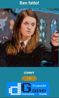 Soluzione Quiz Harry Potter livello 24