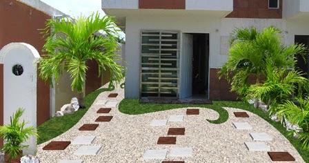 Jardines Pequeos De Casas Jardines Pequenos Para Frentes De Casas