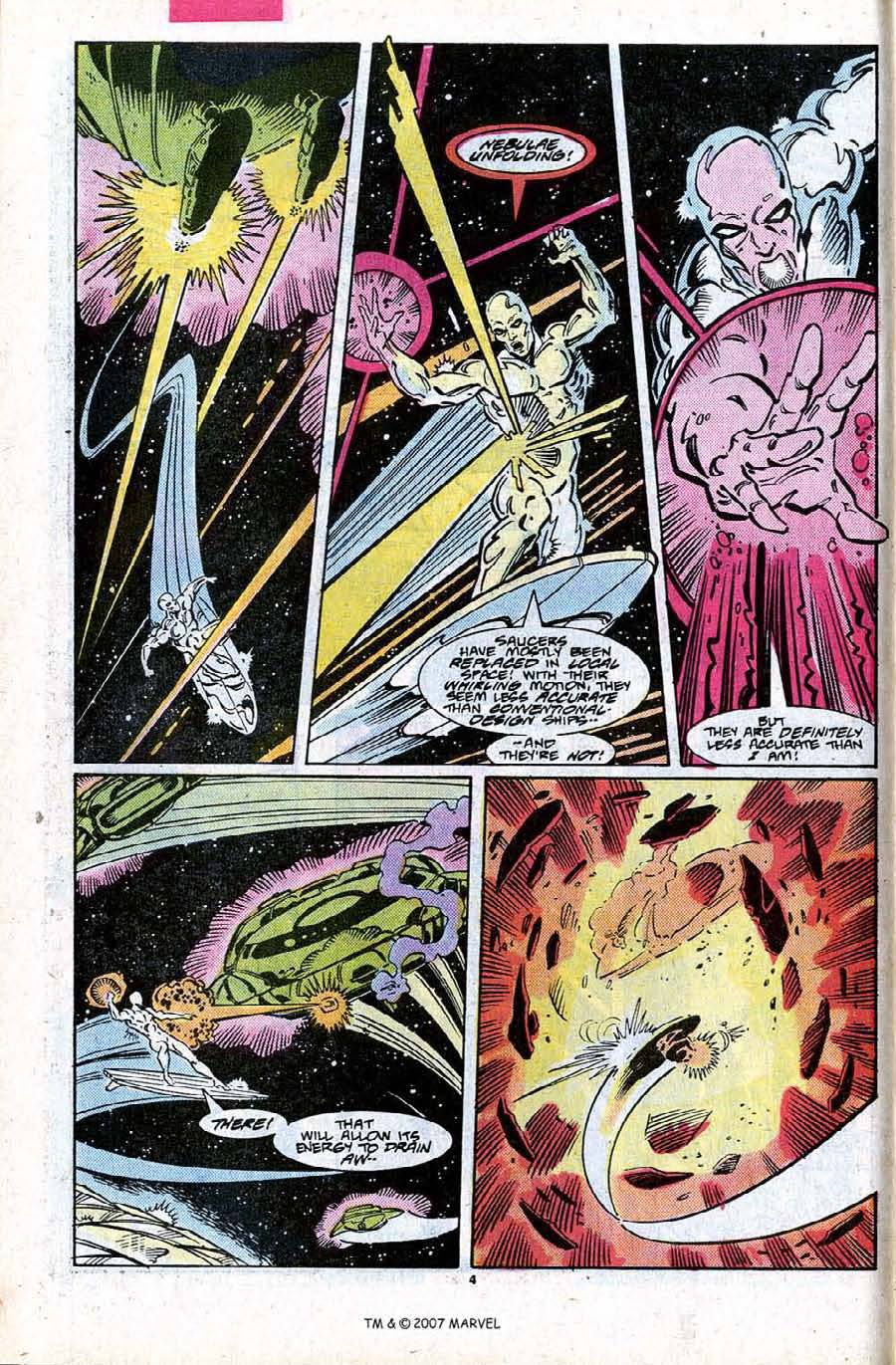 Read online Silver Surfer (1987) comic -  Issue #24 - 6