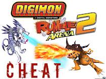 Cara Cheat Digimon Rumble Arena 2 PS2 Dengan Mudah