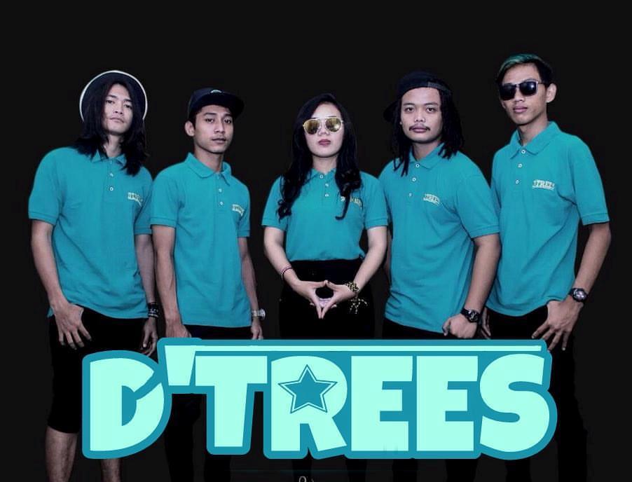 "D'trees Rilis Single ""Teman Rasa Pacar"""